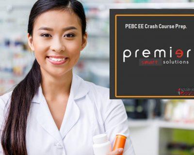 PREMIER – PEBC Evaluation Exam (EE) Comprehensive Program- Registration is NOW OPEN for Jan. 2022 PEBC EE Exam