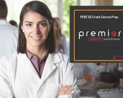 Premier-(EE) ONLINE Revision Crash Course & Final Mock Exam – Registration is NOW OPEN for Jan. 2022 EE PEBC Exam